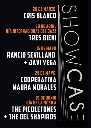 SHOWCASe 2015 marzo junio